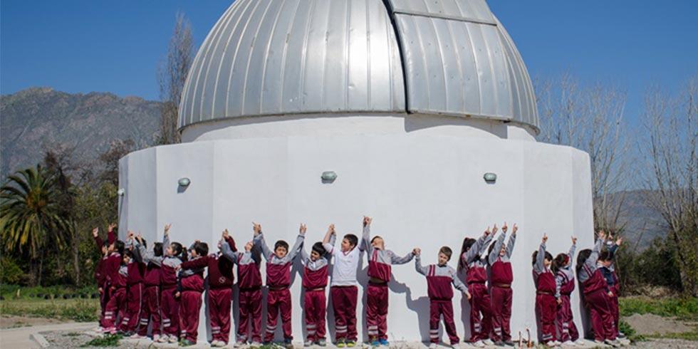 Telescopio fotométrico - Reflector Cassegrain